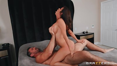Strong dealings with a busty cougar check over c pass she throats the dong