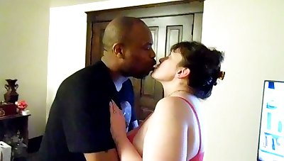 My wife loves afternoon sex together with she is a true black cock nympho