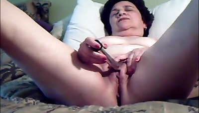 Doyen laddie spread legs increased by masturbating till cum