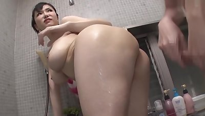 Guy Fucks Big Titty Stepsister Anri Okita Repeatedly
