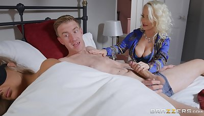 Mommy wants her dose of dick in a minute