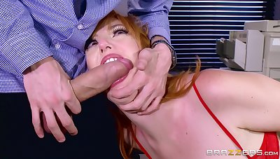 First time forth her live when this call center MILF gets laid go forwards