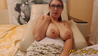 Sexy Kinky Lady With Great Big Natural Interior