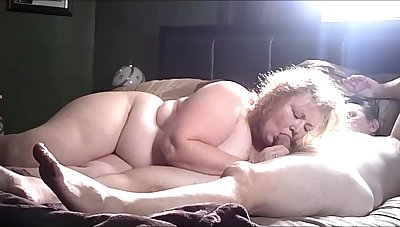 Obese Wisconsin Wife Christines Valentines Day Fuck. 2-14-19