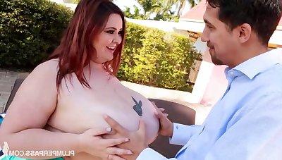 Chunky MILF Mandy Exalted hard porn hot clip