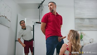 An Extra Buck with Keiran Lee and cheating fit together Linzee Ryder - reality hardcore