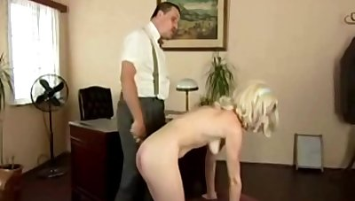 Uncles Paddle - Bdsm Teen Porn Film over