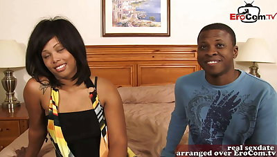 LATIN REAL COUPLE TRY AMATEUR PORN - homemade